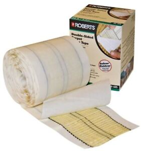 3 Quot X15 Double Sided No Tack Strip Carpet Tape Roll Indoor