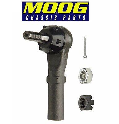 Moog 2 Inner /& 2 Outer Tie Rod Ends 2003 GMC Sierra 3500 HD ES3488 ES3609