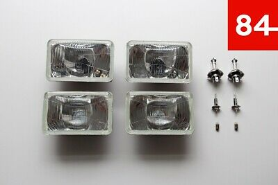Volvo 240 260 242 244 246 TURBO USA 4x phares UE marque d/'homologation E Umrüst + +