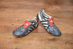 e943684ee8cd Adidas Predator Pulse FG Pro Football Boots Size UK 7 Absolute ...