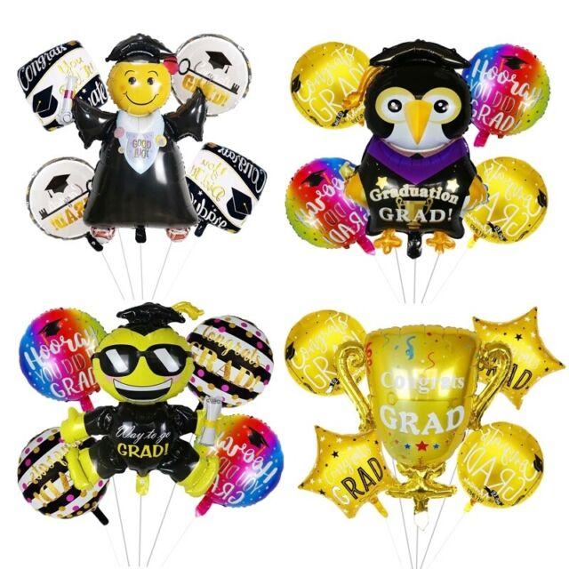 Toys Congratulation Ball CONGRATS Foil Balloons  Graduation Party Decoration