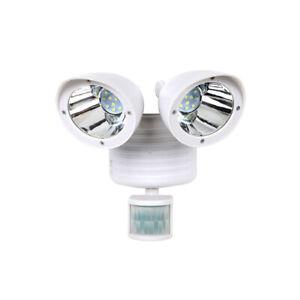 22-LED-Detecteur-de-securite-double-Spot-solaire-projecteur-de-mouvement-de-l-9T