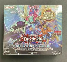 Yu-Gi-Oh Duelist Pack Dimensional Guardians 5 Boosterpacks für 6,00€