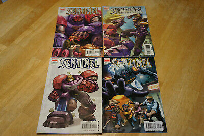 Details about  /Sentinel #2 of 5 February 2006 Marvel Comics Mckeever Vriens Udon
