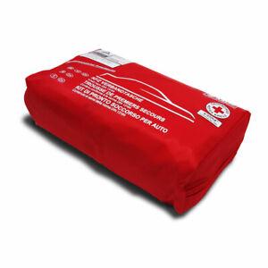 Kit di Pronto Soccorso per Auto Morbido Omologato Norma DIN 13164