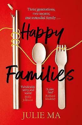Happy Families, Ma, Julie,  Paperback