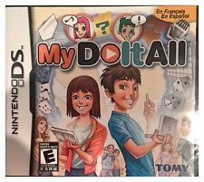 My DoItAll MY DO IT ALL (DS, 2009) - BRAND NEW SEALED -FREE U.S. SHIPPING - NICE