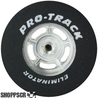 "Pro Track /""Star Black/"" 1 1//16/"" x .700/"" Matching Rr//Ft 1//24 Slot Car Drag Tires"