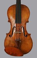 A very fine old Italian certified violin by Dom Nicolo Amati, ca.1745.