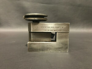 New Method Steel Stamps Model # 951 Knurling Tool