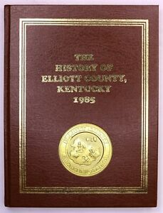 Elliott-County-Kentucky-Sandy-Hook-KY-1985-Family-History-Book