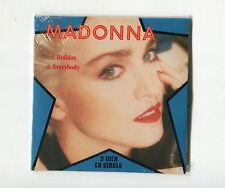 Madonna SEALED 3-INCH-cd-single HOLIDAY Everybody Sire © 1989 EU-2-tr 921 140 2