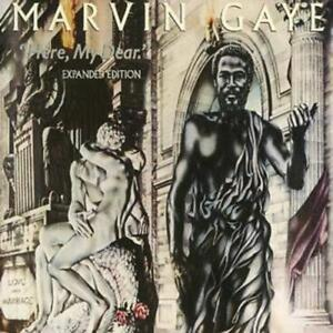 Marvin-Gaye-Here-My-Dear-deluxe-Edition-CD-2-discs-2008-NEW