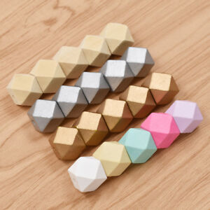 Lovely-Geometric-Shaped-Beads-Wood-Craft-DIY-Accessories-Jewelry-Making-1-Set