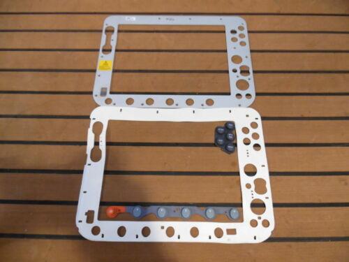Lower Keypad /& Top Right Membrane Plate Raymarine E120 Classic Gasket