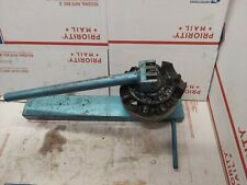 As Is T Drill N 54 Branch Tube End Notcher Dimpler Ed4u