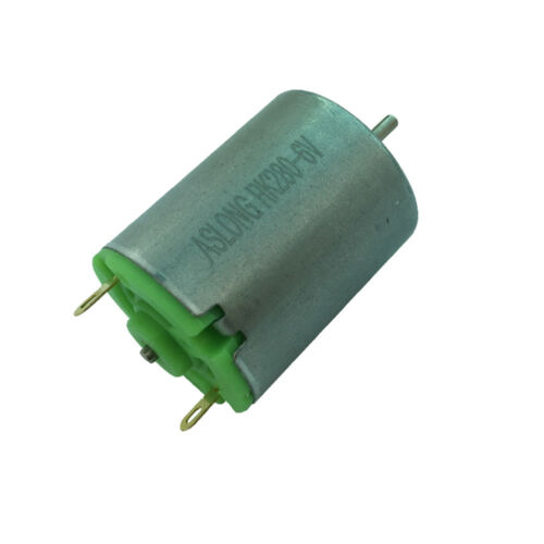 RK280 Micro DC Motor Strong Magnetic 12V24V 6000RPM High Speed Motor For DIY Toy