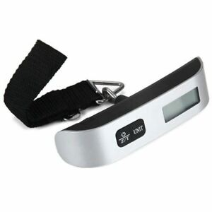 Luggage Scale Suitcase quality Travel Portable Electronic Weight LCD Digital