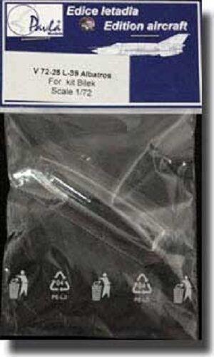Pavla 1//72 vacform canopy v72039 Aero 145