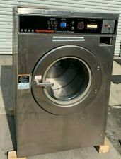 Speed Queen Front Load Washer Coin Op 40lb 3ph Model Sc40md2ou60001 Refurb