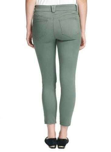 Rosemary, 16 Women/'s Stretch Skinny Ankle Crop Pants G.H Bass /& Co