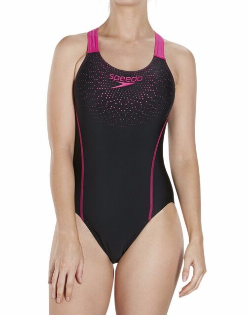 bcd82cdf8b Speedo Women's Jammer Swim Short From Rebel Sport Black 18 for sale online  | eBay
