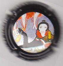 capsule de champagne ABELE Henri, n° 9, inscription du vigneron sur le côté