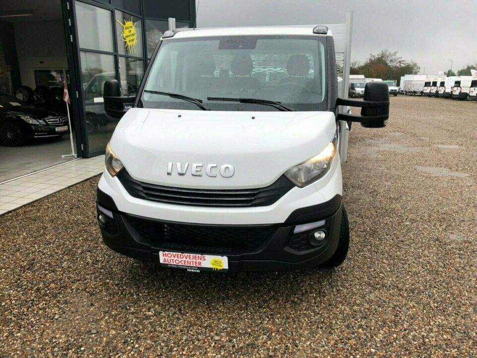 Iveco Daily 3,0 35C18 4100mm Lad AG8 Diesel aut.