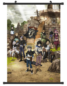 4767-Black-Clover-Decor-Poster-Wall-Scroll-cosplay