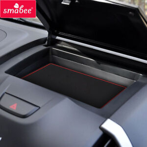 Gate-slot-mats-For-Isuzu-D-Max-SX-LS-EX-2013-2018-Automotive-Cup-Holders-mat
