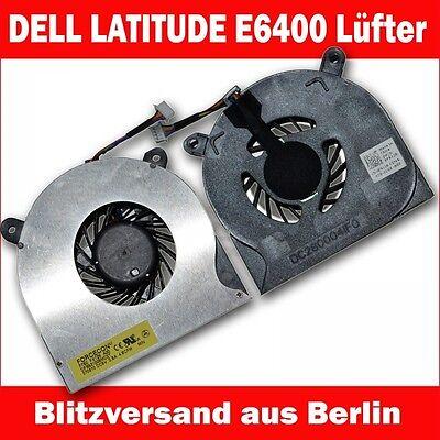 Lüfter Für Dell E6400 E6410 E6500 E6510 Laptop Fan D P/n Ofx128 Dfs531005mc0t