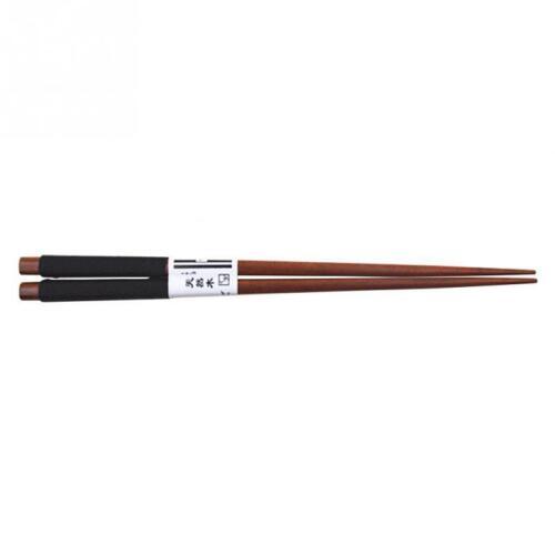 1 Paar natürliche handgemachte Holz Stäbchen China Stil String Runde Durable