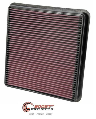 K/&N Air Filter 08-16 TOYOTA LAND CRUISER 5.7L 07-15 LEXUS LX570 5.7L 33-2387