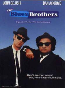 The-Blues-Brothers-NEW-DVD-John-Belushi-Candy-Dan-Aykroyd-Carrie-Fisher-REGION-4