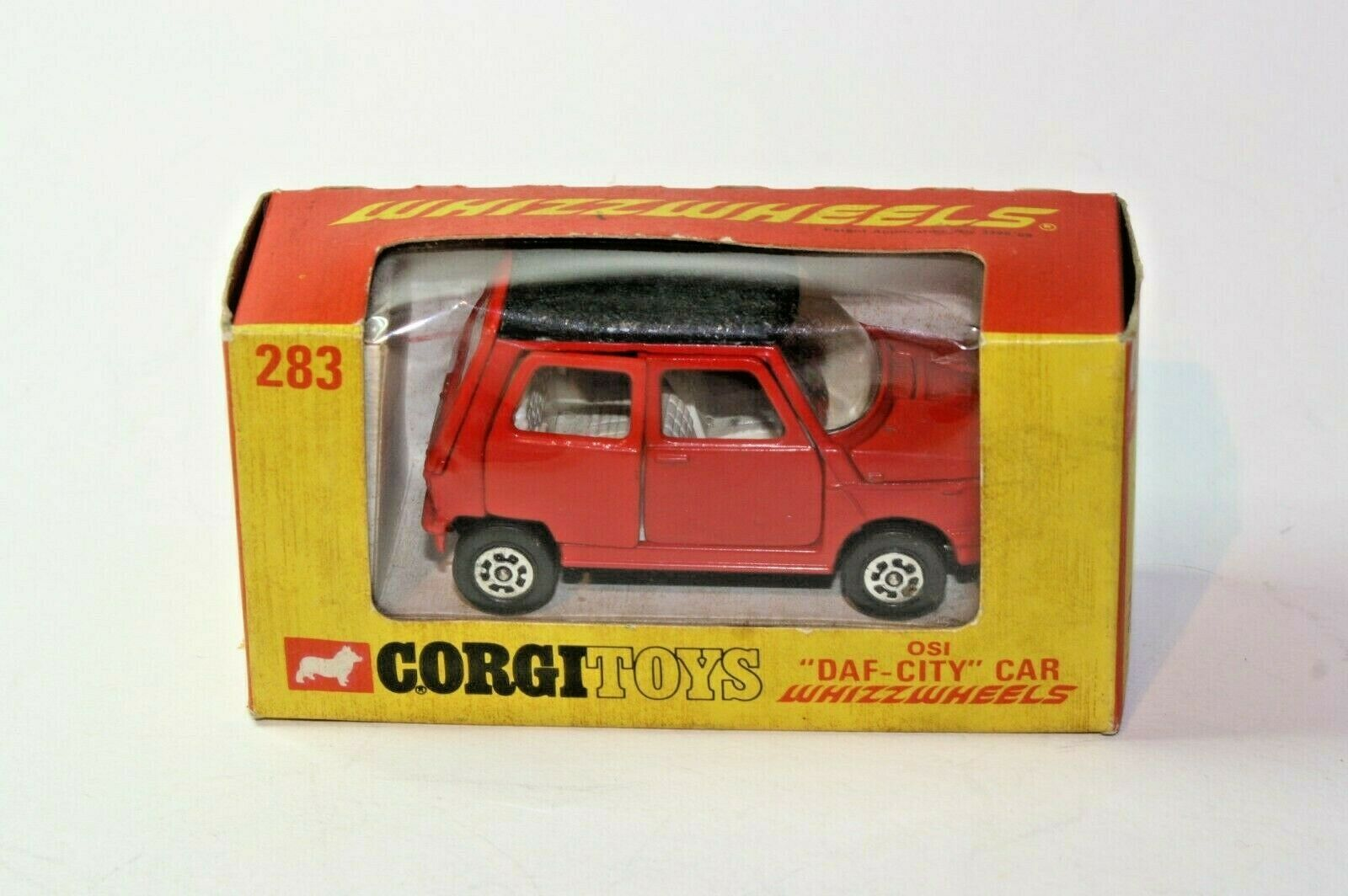 Corgi 283 OSI Daf-City, Super Condition in Good Original Box Condition