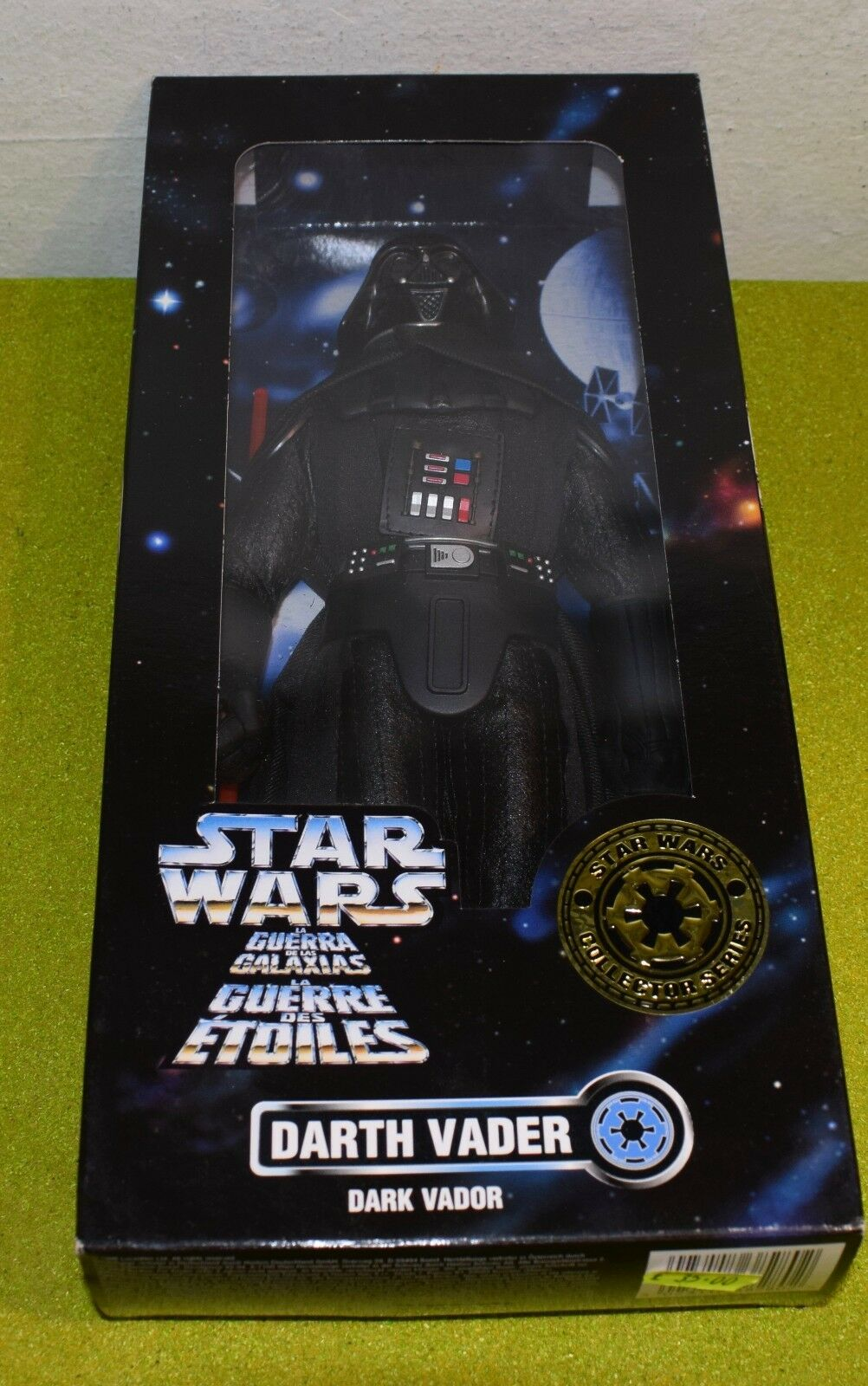 KENNER STAR WARS COLLECTOR SERIES DARTH VADER 1 6 SCALE 12
