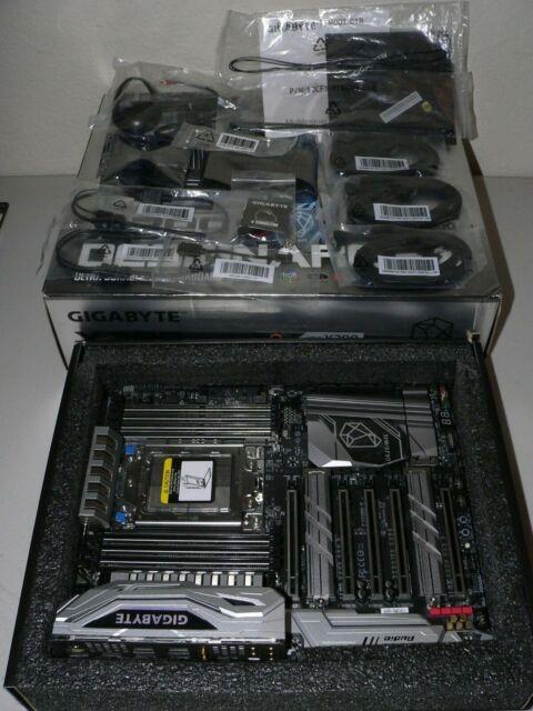 Gigabyte X399 Designare EX SocketTR4 DDR4 Motherboard for AMD Ryzen Threadripper