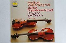 Bruch Violinkonzert Bach Doppelkonzert David und Igor Oistrach Goossens (LP31)