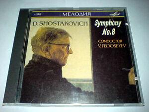 CD-Dmitri-Schostakowitsch-Symphony-No-8-Fedoseyev-CCCP