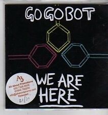 (CX97) Go Go Bot, We Are Here - 2011 DJ CD