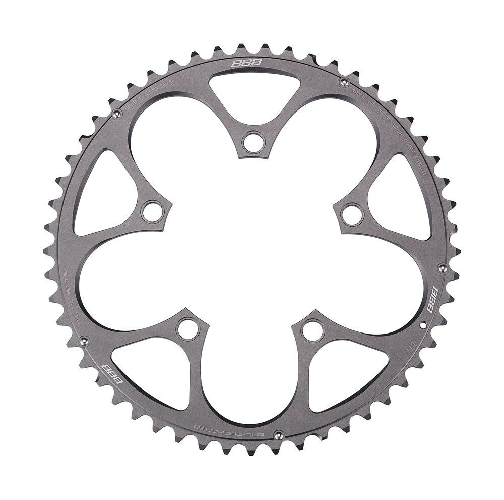 BBB CompactGear Chainring 52T Shimano BCR-31 9  10 Speed 110mm  brand