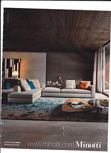 MINOTTI-Pub-de-Magazine-Magazine-advertisement-2012