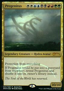 Progenitus-FOIL-NM-DCI-Promo-Magic-MTG