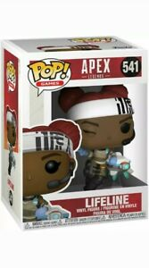 Funko-Pop-Apex-Legenden-Lifeline-Vinyl-Figur-541