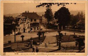 CPA BAGNERES-de-BIGORRE - Les Terrasses des Thermes (110369)