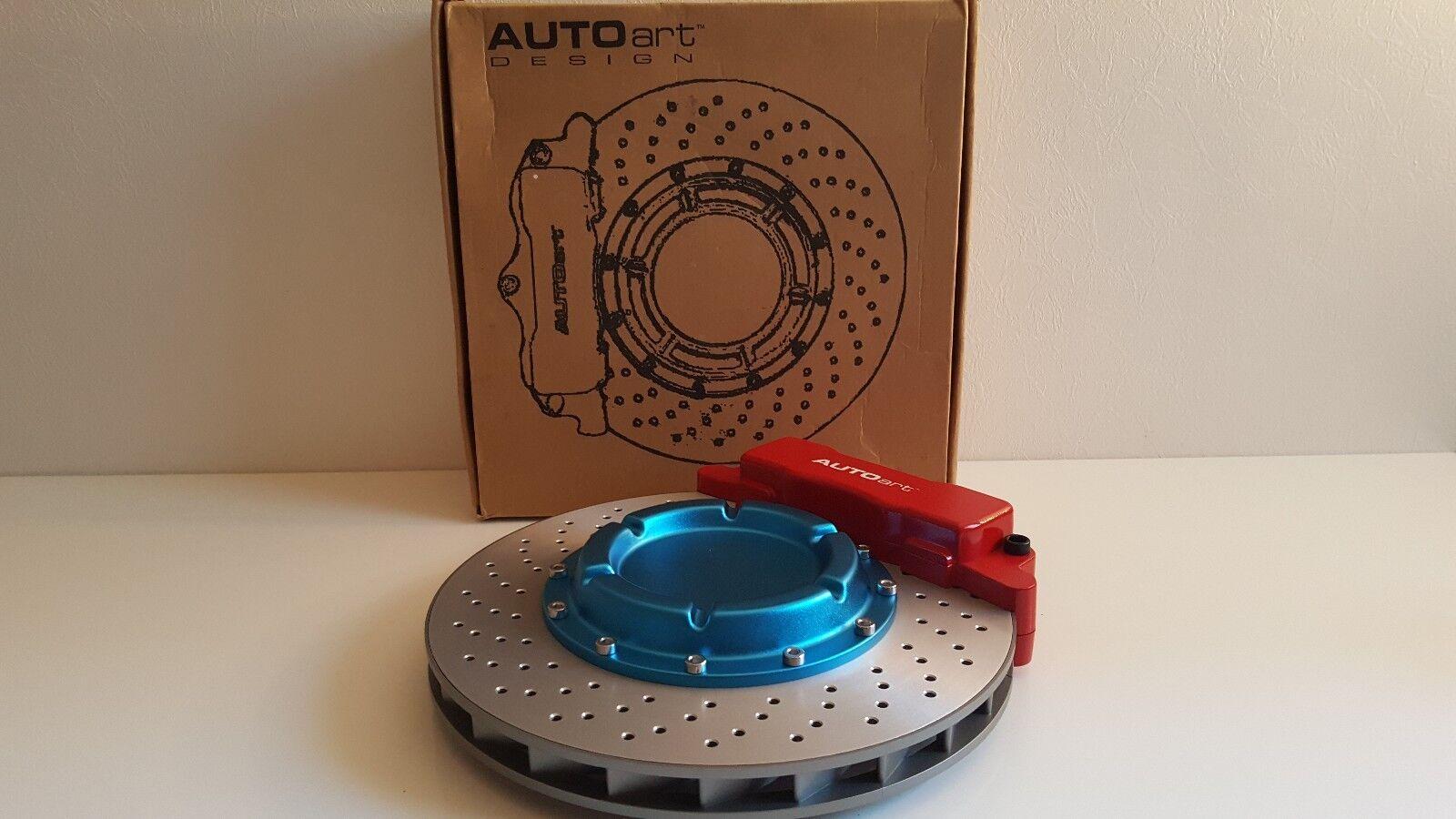 AutoArt - Grand cendrier disque de frein   Etrier (33 Cm de diamètre)