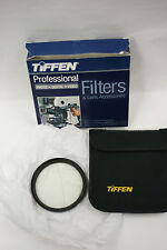 Tiffen 86C UV Haze 1 Professional filter with pouch and box. New