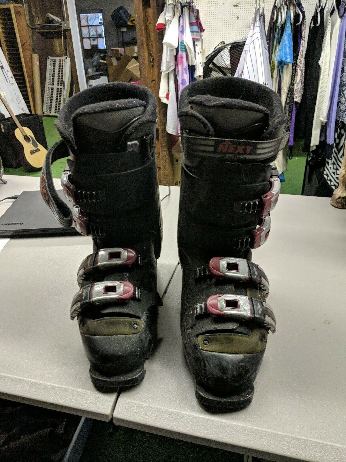 Nordica Next 87 Ski Boots bio tech