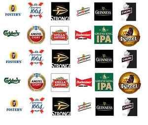 Pint-Glasses-20oz-CE-Packs-of-2-Official-Branded-Beer-Glasses-Huge-Range