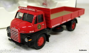 Corgi-1-50-cc10902-Bedford-S-dropside-B-r-s-Blackwell-Tunnel-Group-Camion